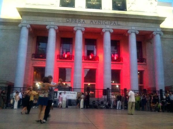 La Fete du Music in Marseille, France