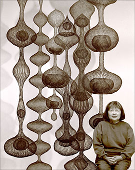 Ruth Asawa, Rest in Peace.