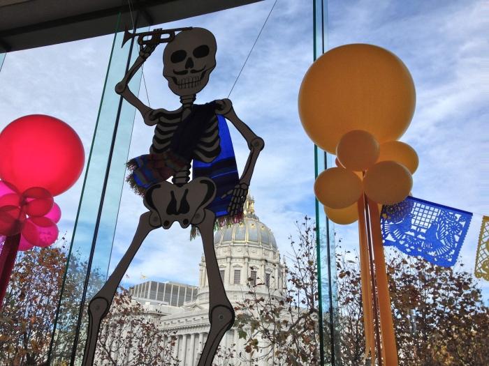 Lecciones en multiculturalismo: Día de los Muertos