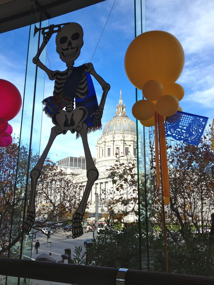 Day of the Dead at the San Francisco Symphony
