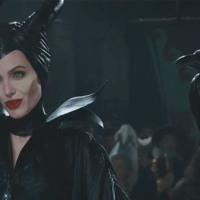 Stunning Maleficent. Ugly, Stupid King.