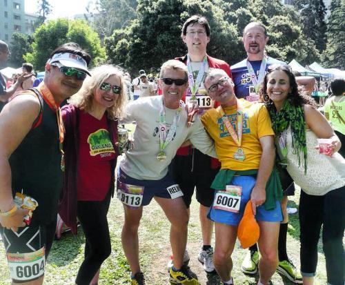 Oakland Marathon 2015