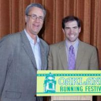 Runners Excited for the Oakland Marathon and Running Festival this Weekend.