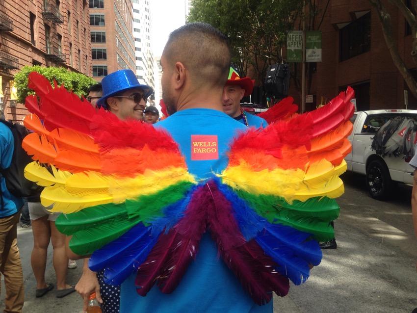 from Marcos gay pride fargo