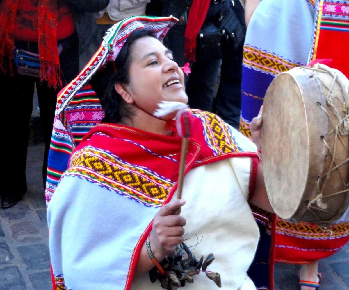 Valorando Nuestras Costumbres Indígenas.
