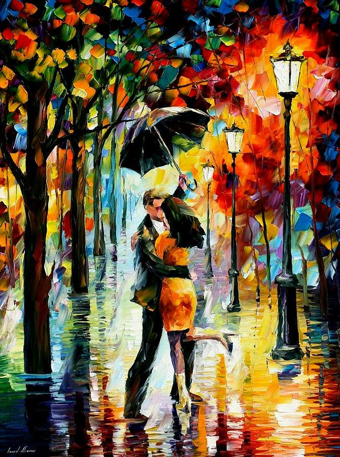 dance-under-the-rain-leonid-afremov