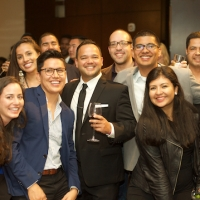 Leadership, Community, and lots of fun at LAM-Network's 8th Anniversary.