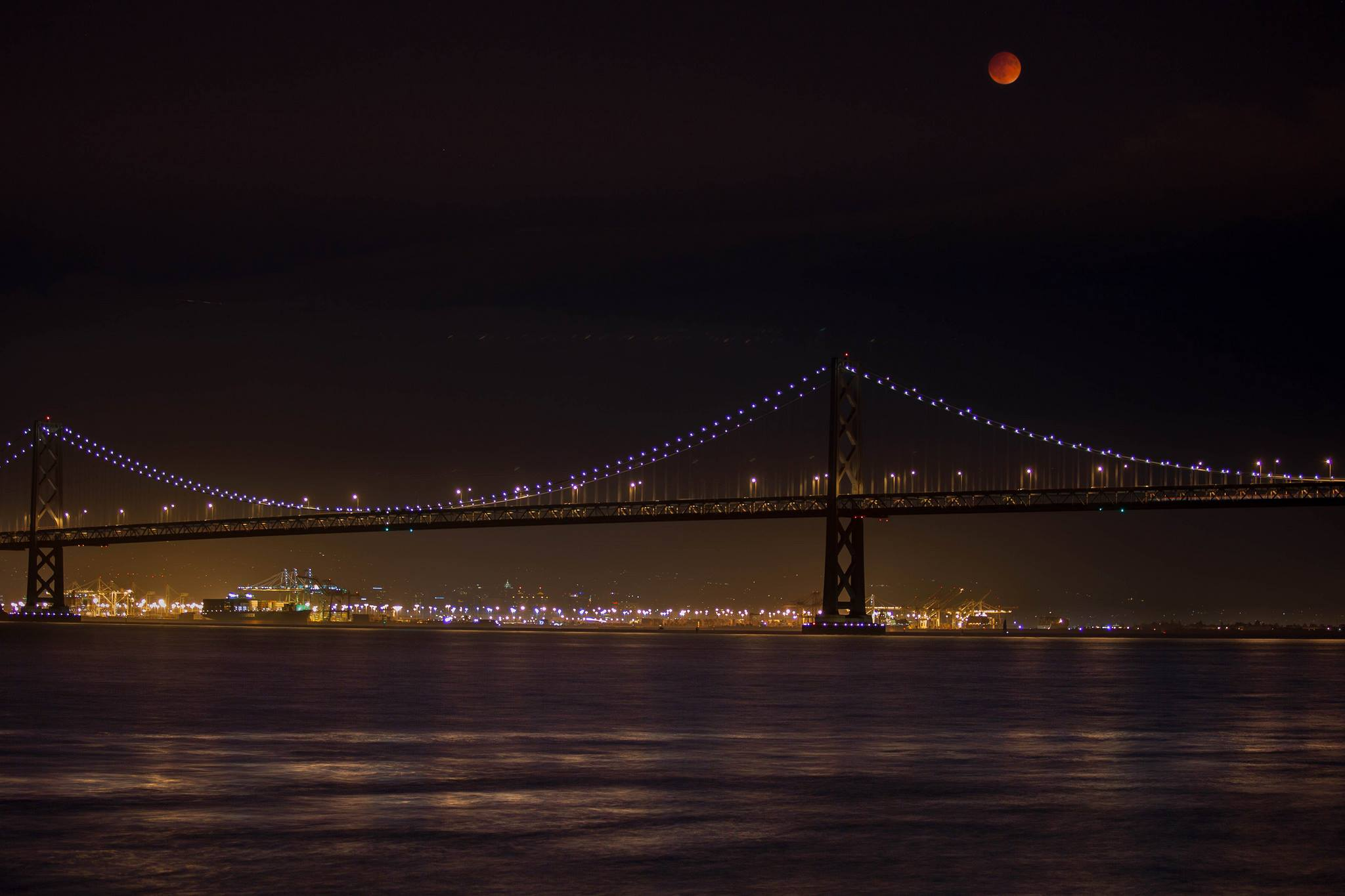 blood moon eclipse san francisco - photo #6