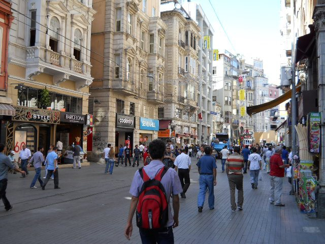 StreetsofIstanbul