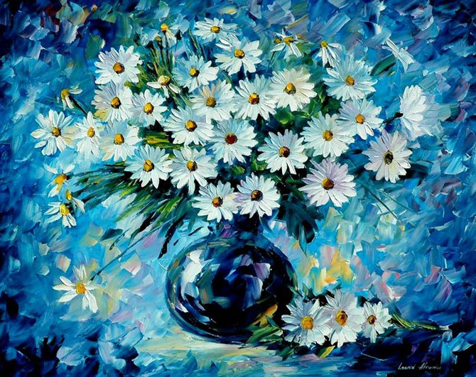 afremov_flower_ (19)