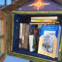"""Las """"Bibliotequitas,"""" concepto genial para promover la lectura y compartir."""