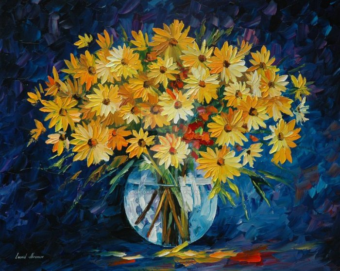 yellow_on_blue_by_leonid_afremov_by_leonidafremov-d9891f5