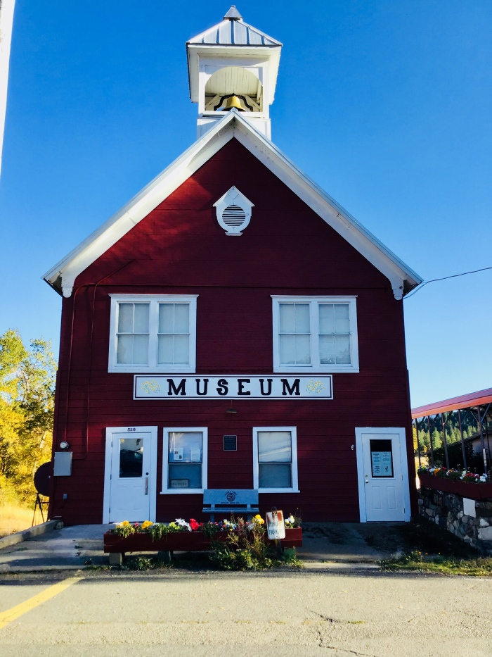 Museum in Etna, California