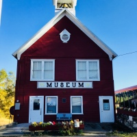That Picture Perfect Museum in Etna, California.