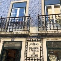 Los Azulejos de Lisboa. #AmoPortugal
