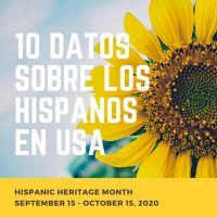 10 Datos sobre los Hispanos en Estados Unidos. Te conviene saberlos.