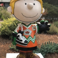 Thanksgiving this year is Peanuts Day. I mean, it is Charles M. Schulz Birthday!