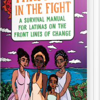 A Book Asking Latinas to Thrive While Fighting For Change
