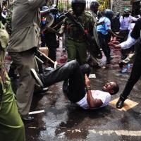 Kenyan Journalist Boniface Mwangi Runs For Office Risking His Life and Family - A Must Watch!