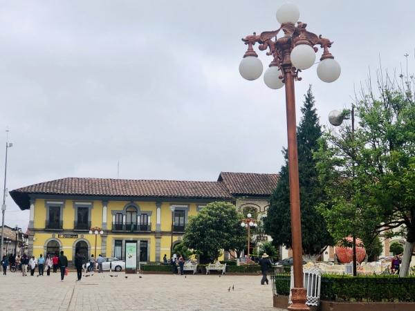 Zacatlán de las Manzanas, Puebla. 2021. Photo: Lupitanews.
