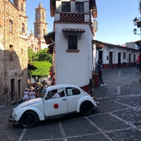 TRAVEL: Taxco, The City Of Light and Silver