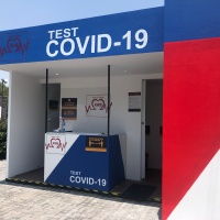 Available COVID-19 Testing Sites in Puebla